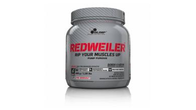 Redweiler Olimp Nutrition – Produit